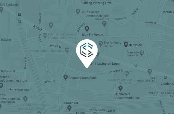Map - London